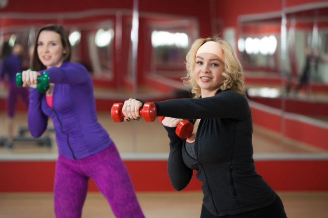 Weight Training Beneficial for Breast Cancer Survivors